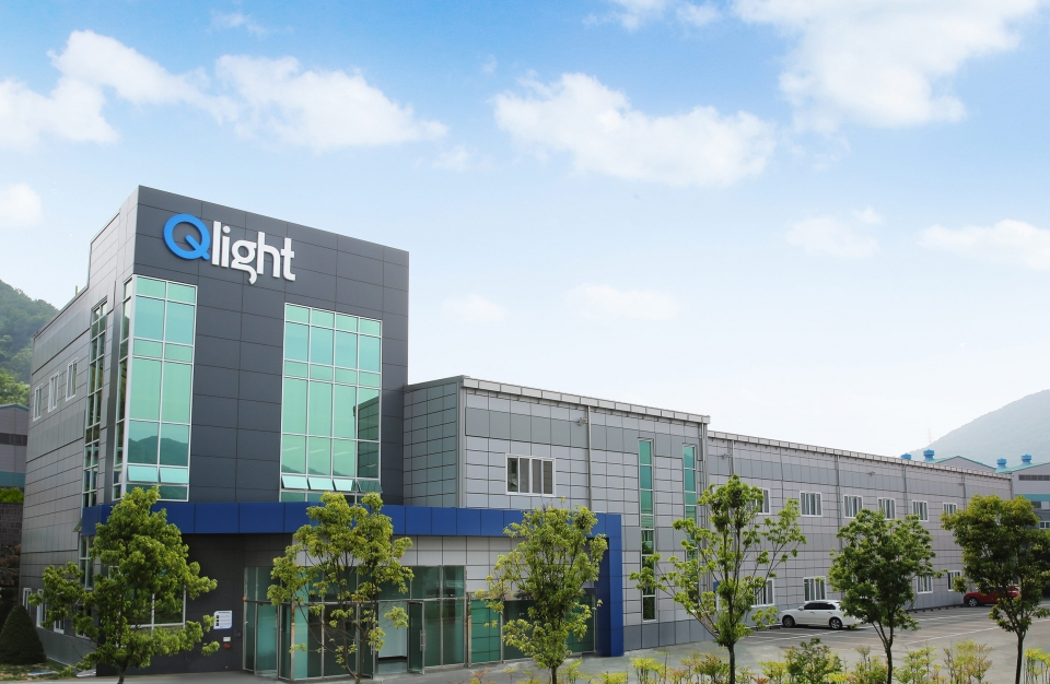 Qlight Co., Ltd. has been selected as a global small giant company in 2020
