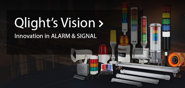 Innovation In Alarm & Signal Qlight's Vision