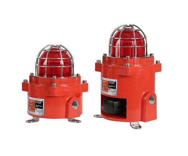 QNE/QNES Explosion Proof LED Signal Lights